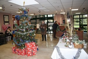 marché noel courrieres ehpad