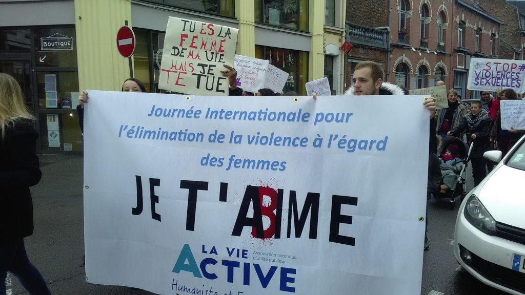 je t'aime/je t'abime