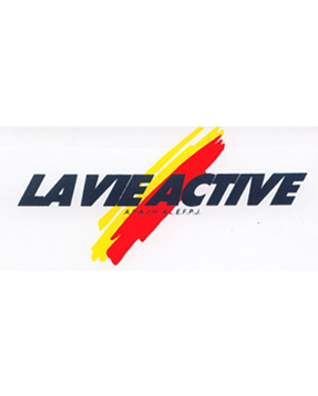 Logo Vie Active 1988