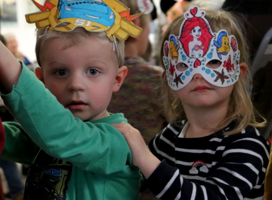 Mardi gras intergenerationnel