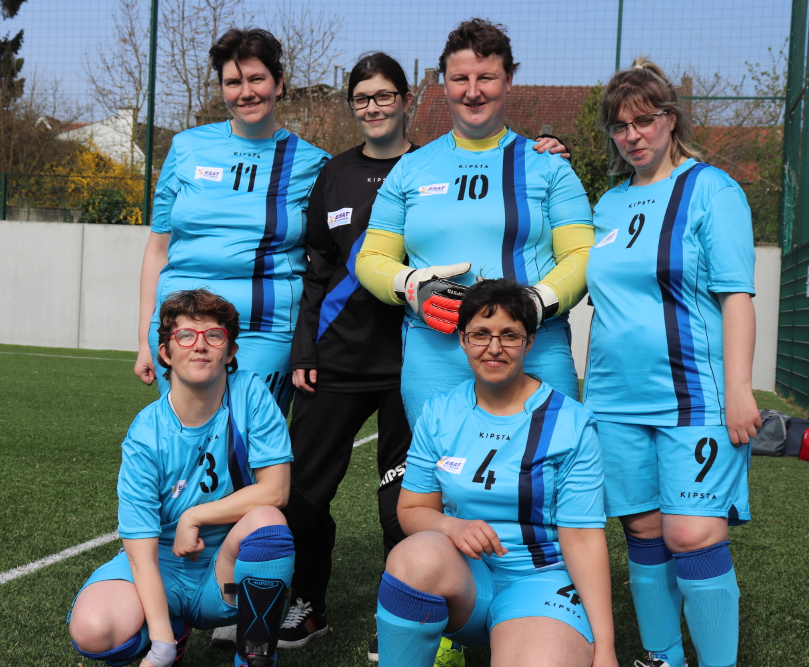 tournoi foot féminin