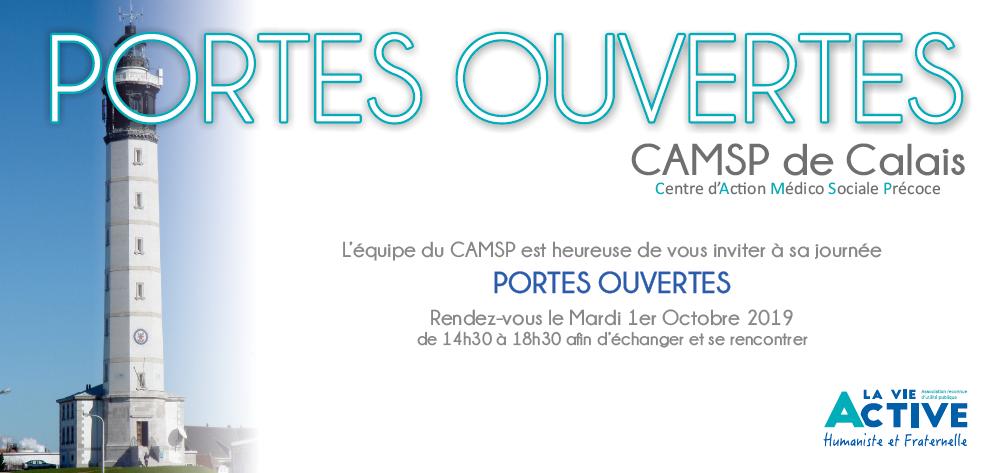 portes ouvertes CAMSP