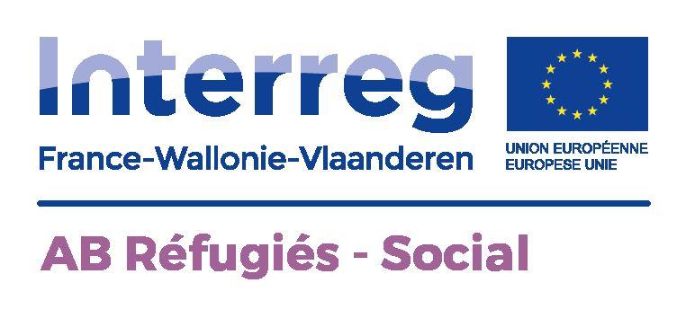 Logo AB réfugiés social
