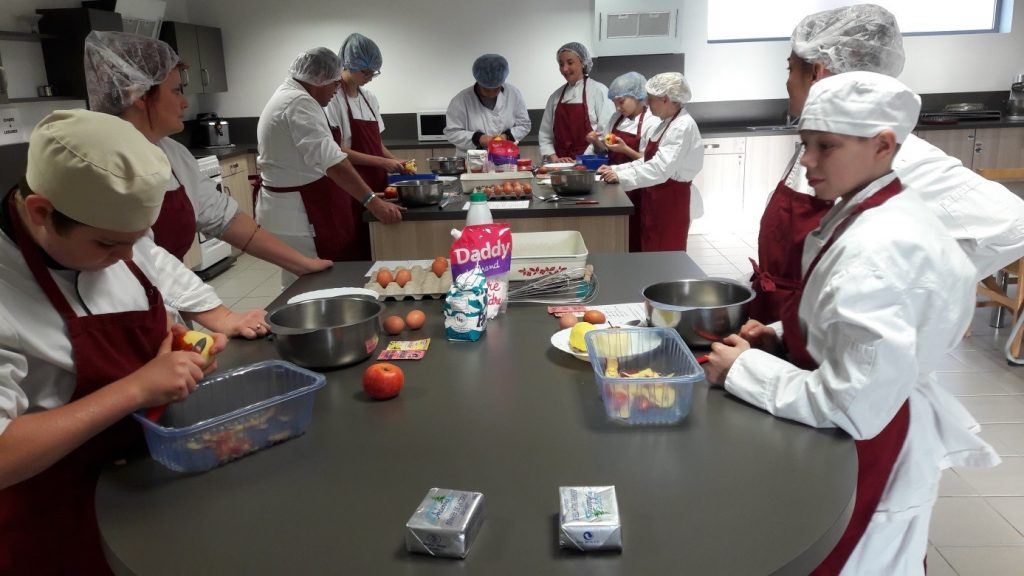 atelier cuisine parents ados