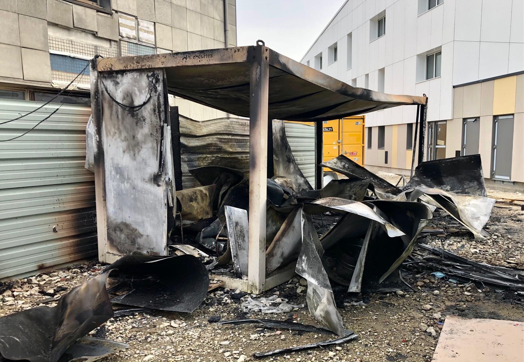 Incendie MECS Littoral