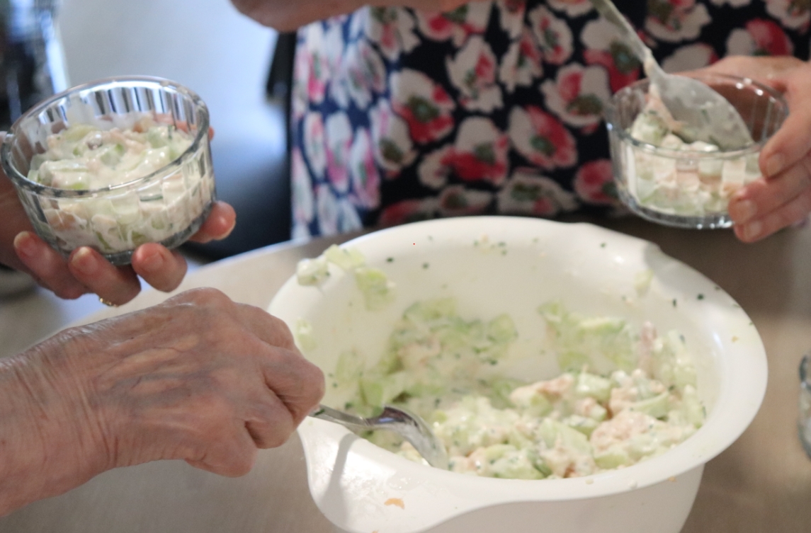 Atelier cuisine Résidence Autonomie